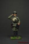 Немецкий офицер - Оловянный солдатик коллекционная роспись 54 мм. Все фигурки расписываются художником вручную
