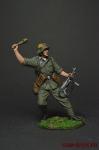 Автоматчик с гранатой, Вермахт (Германия). 1942-45