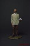 Винсент Ван Гог - Оловянный солдатик коллекционная роспись 54 мм. Все фигурки расписываются художником вручную