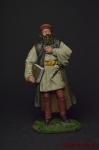 Леонардо да Винчи - Оловянный солдатик коллекционная роспись 54 мм. Все фигурки расписываются художником вручную