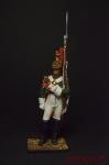 Драгун караула - Оловянный солдатик коллекционная роспись 54 мм. Все фигурки расписываются художником вручную