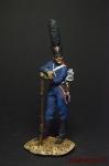 Наполеоновские войны - Оловянный солдатик коллекционная роспись 54 мм. Все фигурки расписываются художником вручную