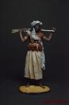 Королевский Корпус Колониальных Войск, Сомали 1939 - Оловянный солдатик коллекционная роспись 54 мм. Все фигурки расписываются художником вручную