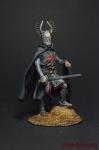 Тевтонский рыцарь - Оловянный солдатик коллекционная роспись 54 мм. Все фигурки расписываются художником вручную