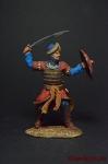 Салах ад Дин Саладин Победоносца 3-й крестовый поход - Оловянный солдатик коллекционная роспись 54 мм. Все фигурки расписываются художником вручную