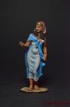 Клеопатра - Оловянный солдатик коллекционная роспись 54 мм. Все фигурки расписываются художником вручную