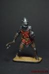 Французский рыцарь, середина 14 века - Оловянный солдатик коллекционная роспись 54 мм. Все фигурки расписываются художником вручную