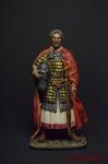 Русский князь Александр Ярославович Невский (1220-1263 гг.) - Оловянный солдатик коллекционная роспись 54 мм. Все фигурки расписываются художником вручную