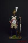 Драгун, Франция 1805 - Оловянный солдатик коллекционная роспись 54 мм. Все фигурки расписываются художником вручную