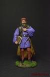 Леонардо де Винчи - Оловянный солдатик коллекционная роспись 54 мм. Все фигурки расписываются художником вручную