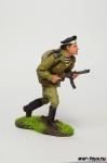 Морcкой пехотинец 1943-45 год - Оловянный солдатик коллекционная роспись 54 мм. Все оловянные солдатики расписываются художником в ручную