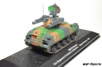 AMX30 Roland 57e Regiment d'Artillerie Antiaerien Marne (France)