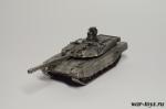 Танк Т-90 (олово) 1/100