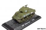 Танки Мира. Коллекция Спец.№7 - M4 Sherman - 1944
