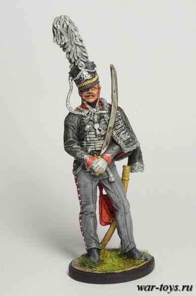 Вакансия по росписи оловянных солдатиков